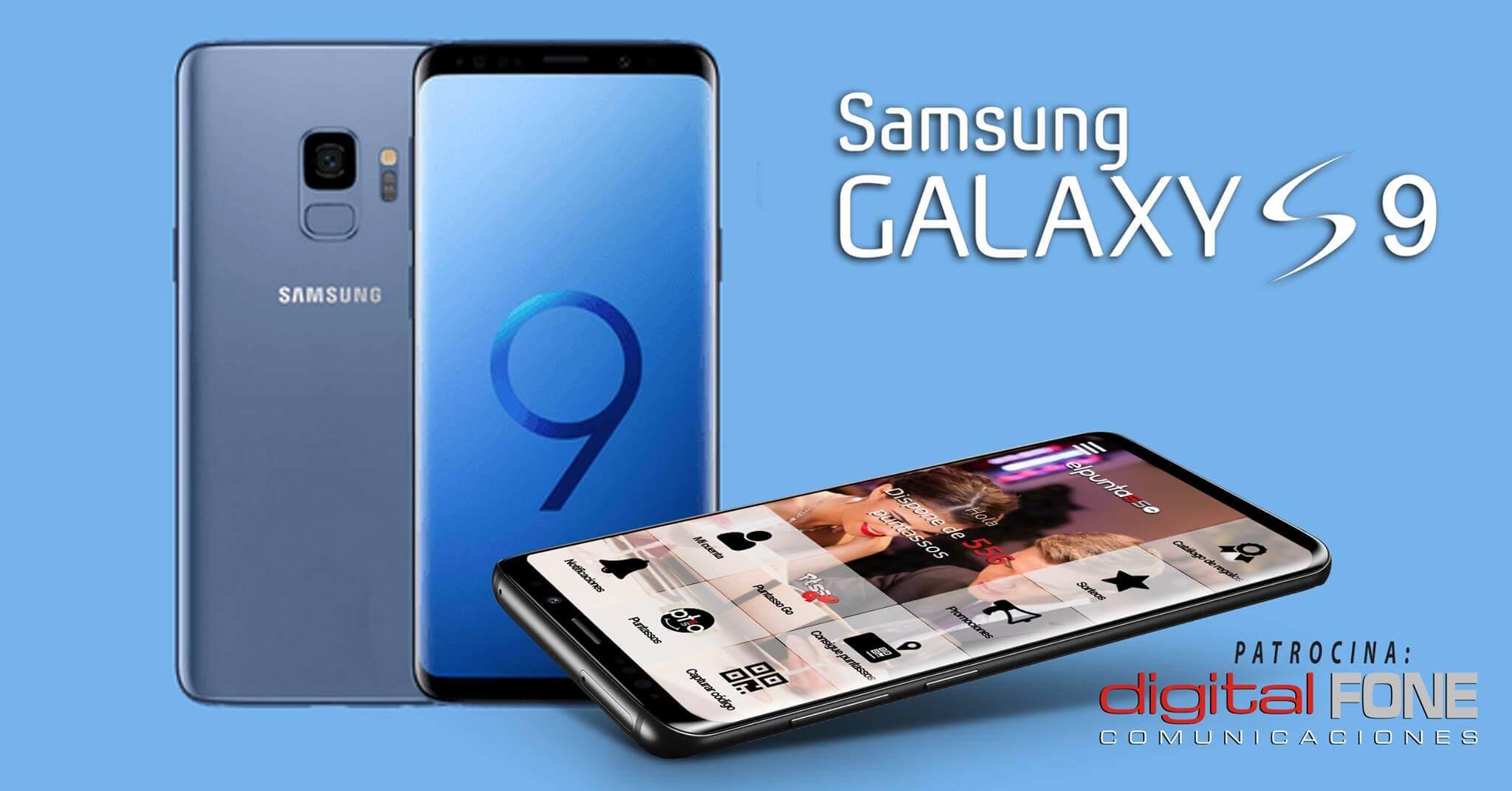 ¡Renueva GRATIS tu móvil con este SAMSUNG GALAXY S9!