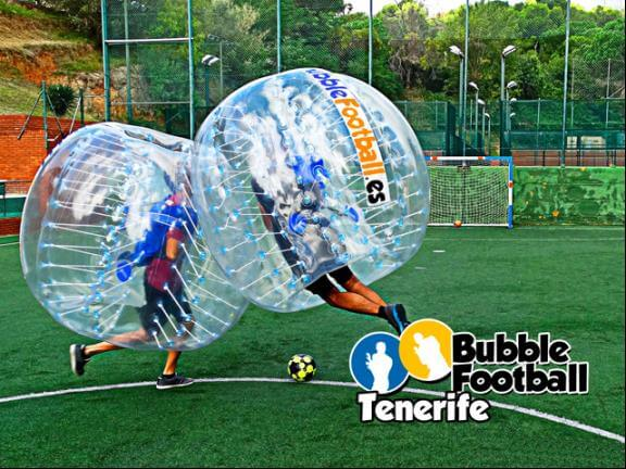 Bubble Football Tenerife