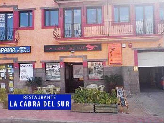 Cafetería Restaurante La Cabra del Sur