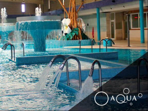 Disfruta de Aqua Club Termal