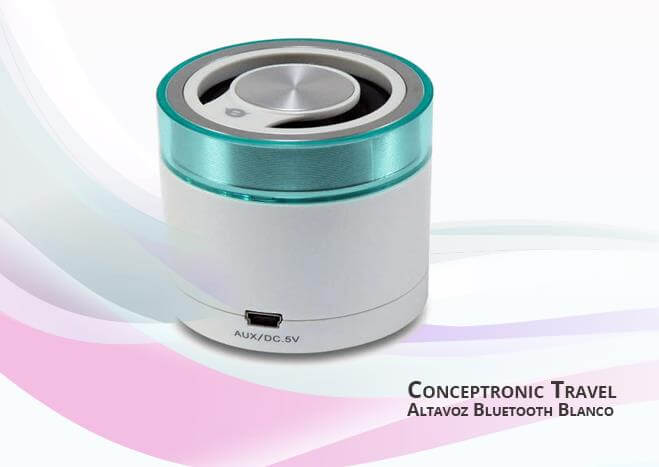 Conceptronic Travel Altavoz
