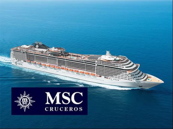 Crucero con MSC Cruceros