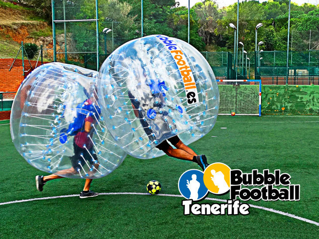 Disfruta de Bubble Football Tenerife