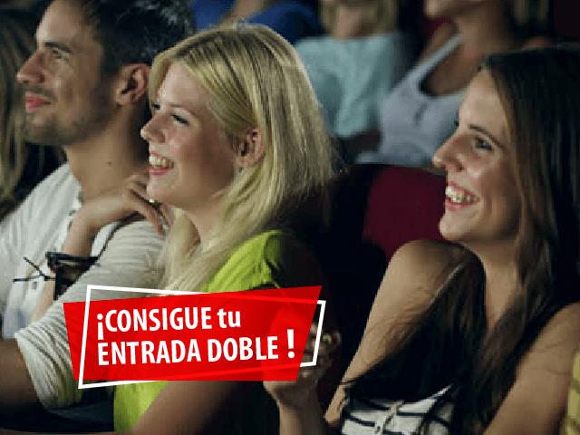¡¡GANADORES de la ENTRADA DOBLE para el CINE!!