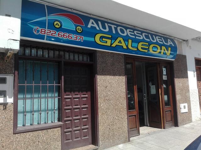 Autoescuela Galeón