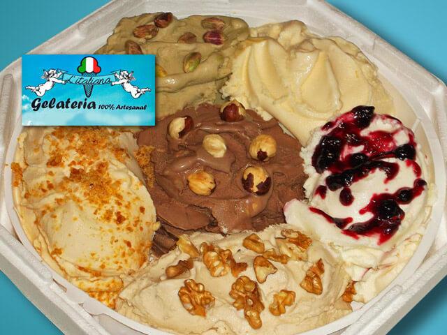 ¡Promoción heladería L'Italiana!