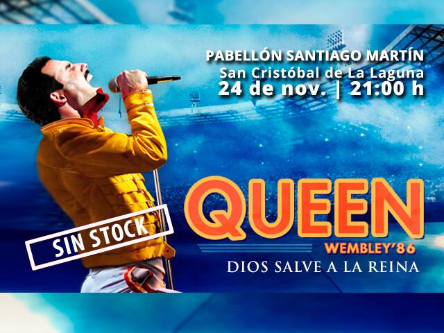 Queen Dios salve a la Reina Tenerife