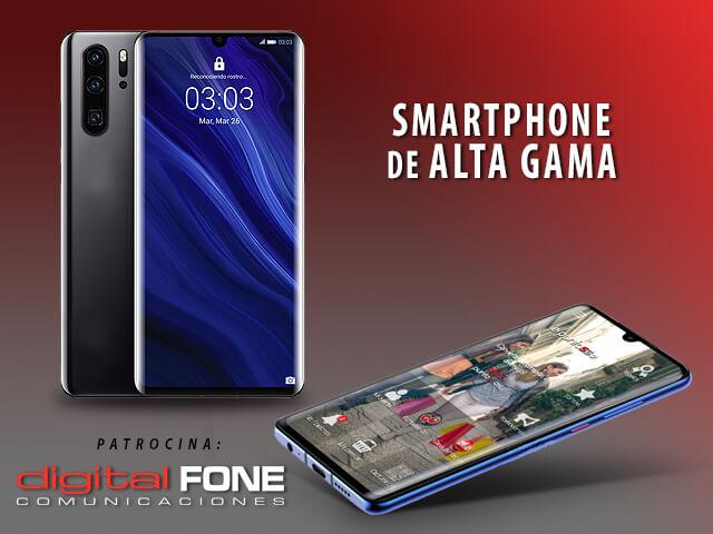 Smartphone de alta gama